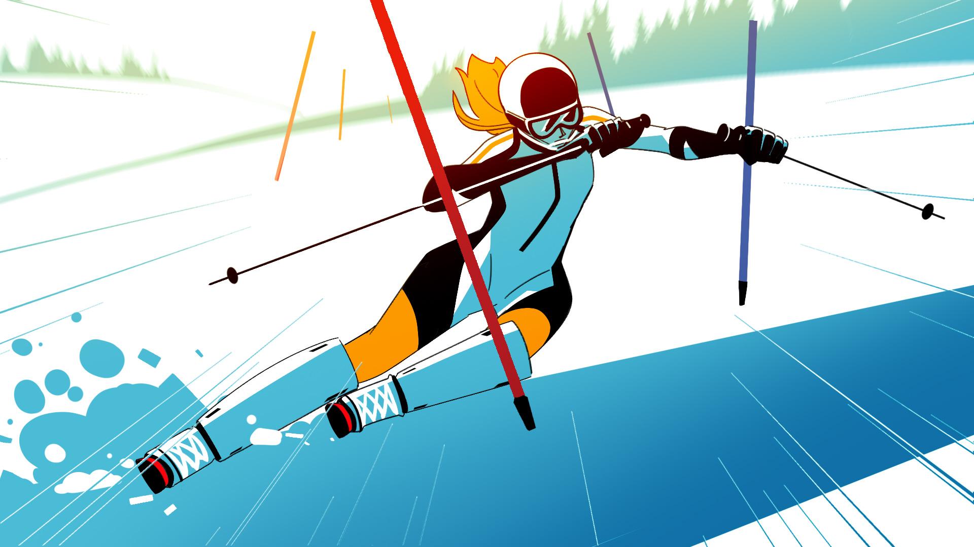 3 von 7, Styleframe erstellt als Teil eines Pitches zur ZDF Winterolympiade zusammen mit Bitteschön.TV