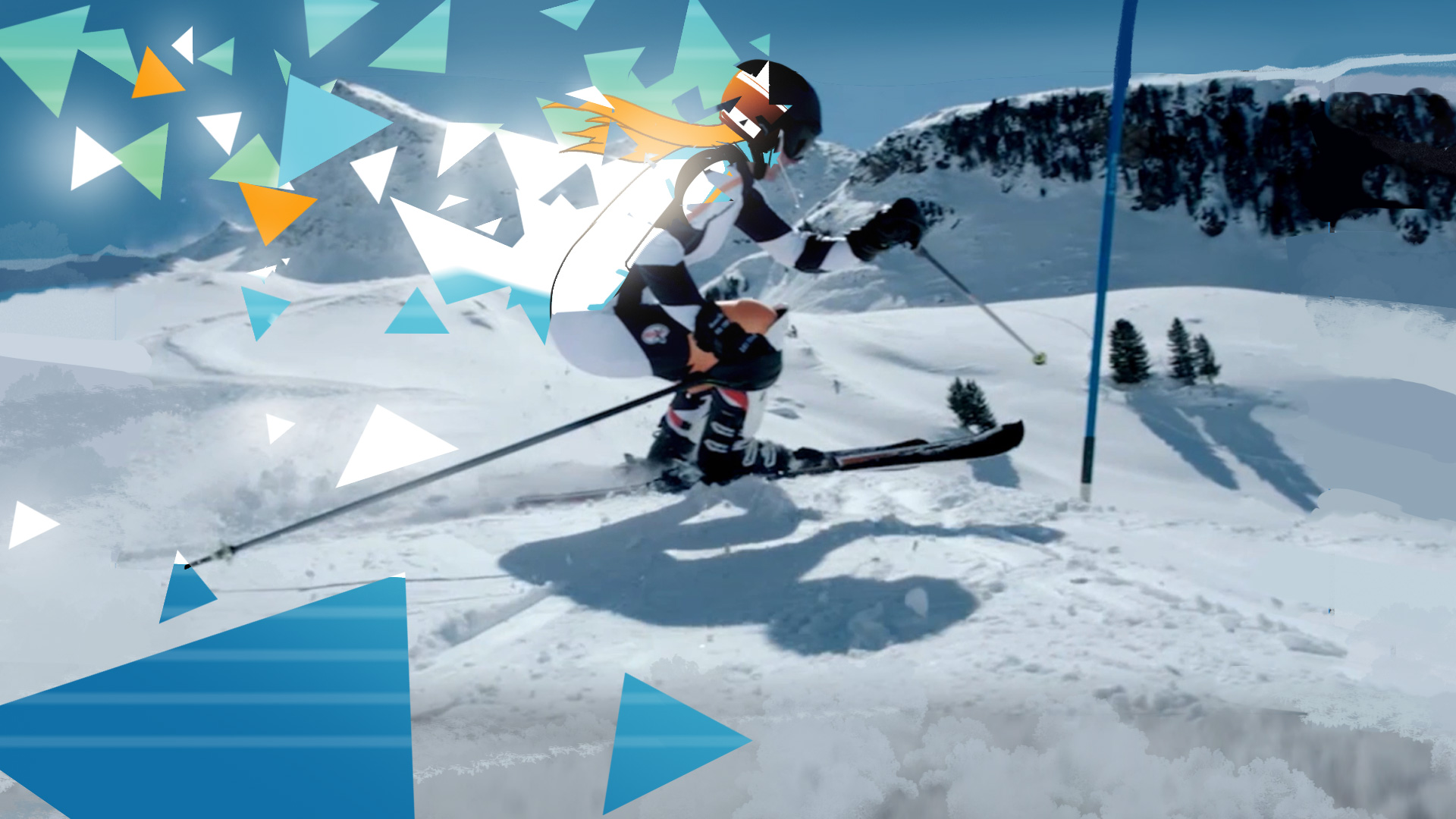 7 von 7, Styleframe erstellt als Teil eines Pitches zur ZDF Winterolympiade zusammen mit Bitteschön.TV